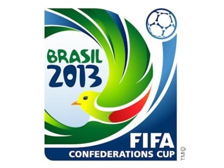 Logo Copa das Confederações 2013