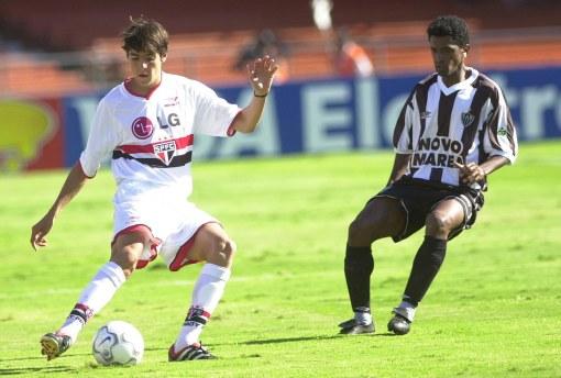 Depois de 10 anos, Kaká pode voltar ao Morumbi, para defender o São Paulo (Foto: Gettyimages)