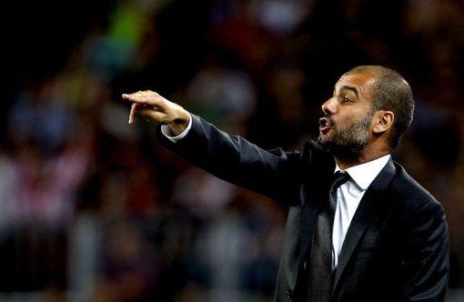 Após uma era de sucesso no Barcelona, Guardiola será testado no desafio de comandar o Bayern de Munique (Fotos: Albert Olivé/EFE)