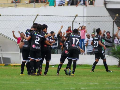 Garotada do Gigante da Colina começou a Copinha com vitória (Foto: Piton / Futura Press)