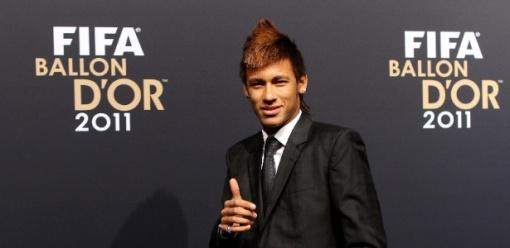 Neymar foi um dos grandes nomes que compareceram ao evento da FIFA, porém, não foi um dos premiados (Foto: Scott Heavey/Getty Images)