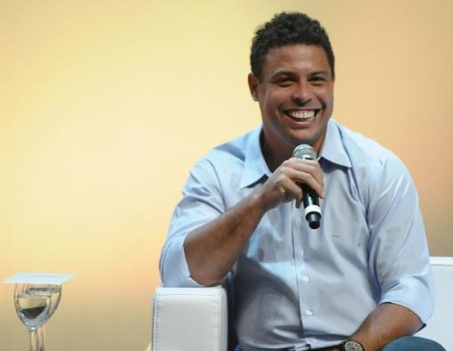 Agência de Ronaldo pode firmar parceria com a Portuguesa (Foto: Agnews Ambev)