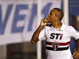 Para Luis Fabiano, duelo de quinta-feira será decisivo (Foto: Léo Pinheiro / Futura Press)