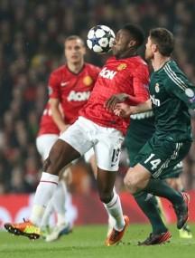Welbeck foi grande destaque do time de Manchester (Foto: AP)
