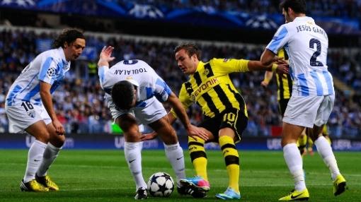 Götze desperdiçou boas chances para os alemães (Foto: Getty Images)