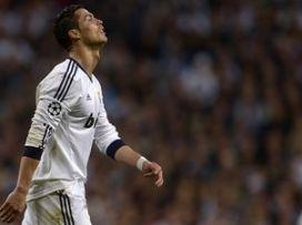 Cristiano Ronaldo não foi bem na partida (Foto: Dani Pozo/AFP)