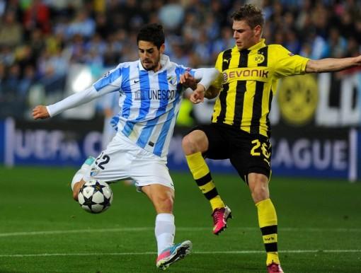 Jogo foi bem disputado pelos dois times (Foto: AFP)
