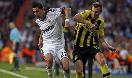 Grosskreutz, que enfrentou o Real Madrid, deverá substituir Götze (Foto: Reuters)