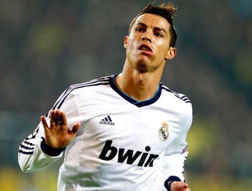 Nem Cristiano Ronaldo faturou o mesmo que Neymar (Foto: AP)