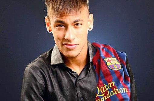 Neymar será mais um brasileiro que defenderá o Barcelona! Se depender do histórico dos compatriotas, o ex-santista tem tudo para dar certo (Foto: Marca)