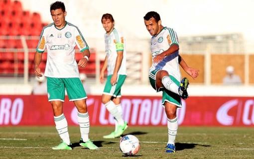 Palmeiras perde e América-MG conquista sua primeira vitória na competição. (Foto: Filipe Araujo/Agência Estado)