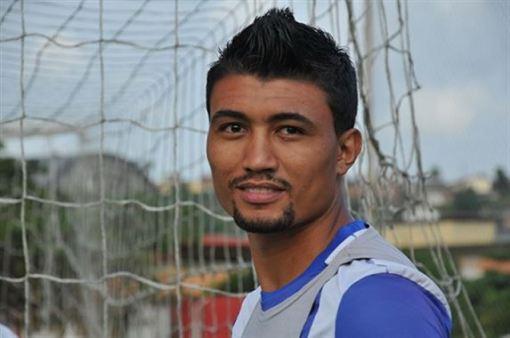 Ídolo recente do Náutico, Kieza vai permanecer no futebol chinês (Foto: Divulgação/ SImone Vilar)