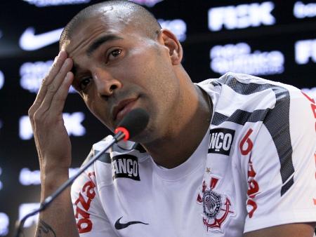 Émerson diz que já levou broncas de Tite por falar o que pensa (Foto: Luis Moura/Gazeta Press)