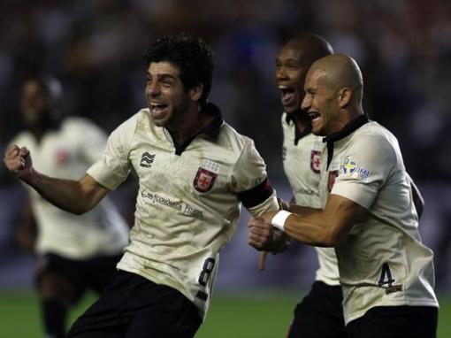 Juninho novamente foi o destaque do Vasco. ( Foto: Paulo Sérgio / Agência Lance)