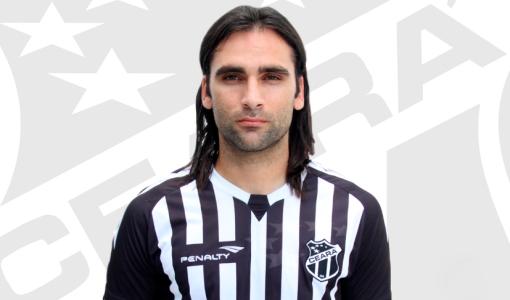 Léo Gamalho, de 27 anos, é o novo reforço do Vozão ( Foto: Divulgação/ site oficial do clube)