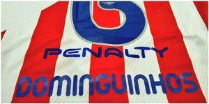 Clube estampará o nome do sanfoneiro em sua camisa, diante do Internacional ( Foto:  Divulgação)
