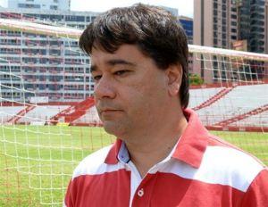 Presidente do clube espera contratar novos jogadores (Foto: Divulgação/  Simone Vilar)