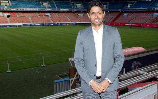 Nova sensação, PSG é comandado pelo xeque Nasser Al-Khelaifi (Foto: Reuters)
