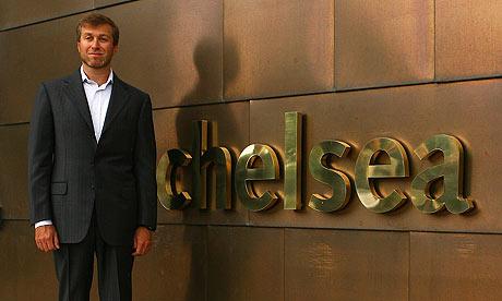 Dono do Chelsea, Abramovich é exemplo para gestões milionárias (Foto: The Guardian)