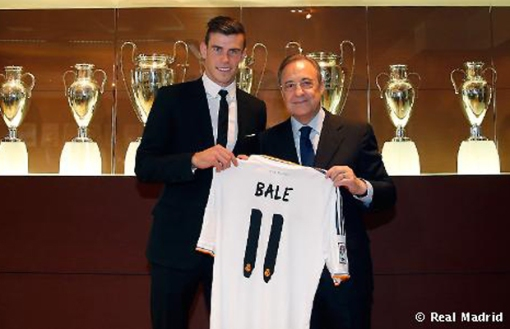 O jogador de 100 milhões de euros. Terá que provar seu valor (Foto: Site Oficial)