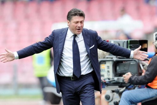 Com grandes temporadas no Napoli, Mazzarri é a aposta da diretoria da Inter (Foto: Getty images)