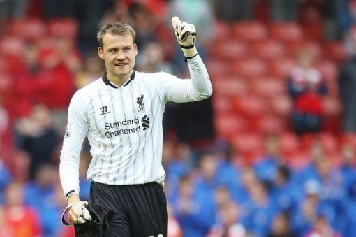 Jovem goleiro foi contatado para ser a muralha do Liverpool (Foto: Action images)